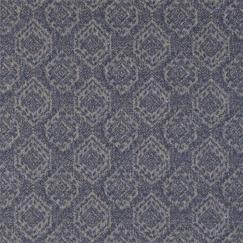 OUTLET SALES Morris / Sanderson Exclusive Clearance! Savary Fabric - Indigo - 233959C