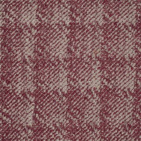 OUTLET SALES Morris / Sanderson Exclusive Clearance! Luynes Fabric - Claret - 233963C