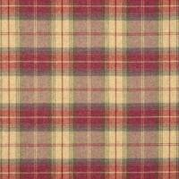 Woodford Plaid Fabric - Lavender/Moss