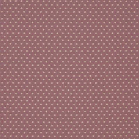 OUTLET SALES Morris / Sanderson Exclusive Clearance! Aimee Fabric - Violet/Cream - DMUSAI304C