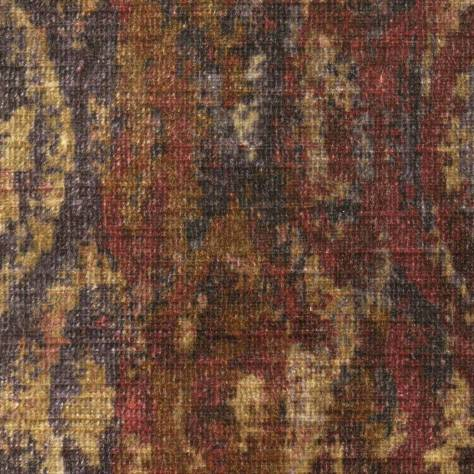 Wemyss  New Decades Fabrics Palatine Fabric - Berry - PALATINE02 - Image 1