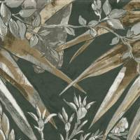 Aves Fabric - Sepia