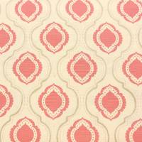 Anoushka Fabric - Red/Green