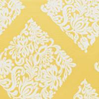 Tabley Fabric - Yellow
