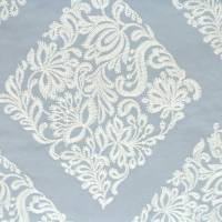 Tabley Fabric - Pale Blue