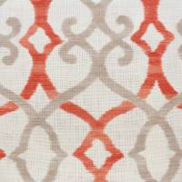 Silwood Fabric - Red