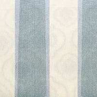 Willow Stripe Fabric - Navy