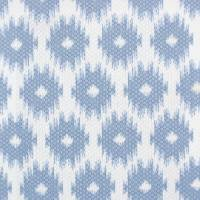 Layla Fabric - Blue