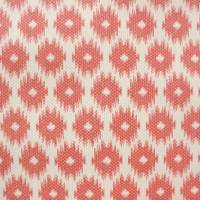 Layla Fabric - Red