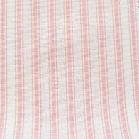 Jane Churchill Nursery Tales Fabrics Pippin Stripe Fabric - Pink - J642F-02