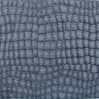 Crocodillas Fabric - Steel
