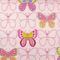 Get Happy Fabric - Pink