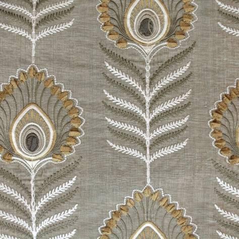 Sula Fabric Silver J834f 02 Jane Churchill