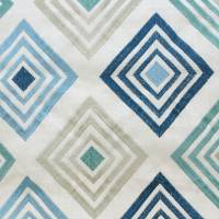 Diablo Fabric - Blue