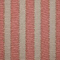 Iskar Stripe Fabric - Red