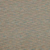 Bassi Fabric - Teal/Copper