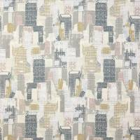 Cityscape Fabric - Pink