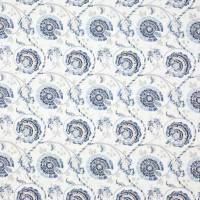 Jaipur Tree Fabric - Blue
