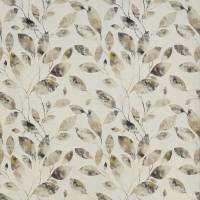 Petrona Fabric - Charcoal/Taupe