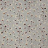 Collette Fabric - Soft Blue/Pink