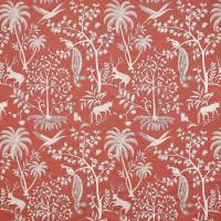 Calisa Fabric - Red