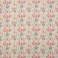 Jaru Fabric - Red/Multi