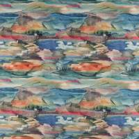 Solace Velvet Fabric - Multi