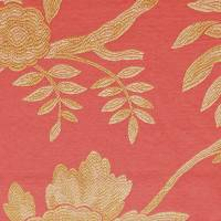 Allerton Fabric - Red