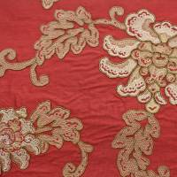 Cordelia Fabric - Red