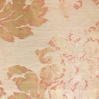 Lucius Fabric - Red/Gold