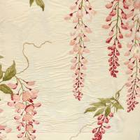 Seraphina Fabric - Pink/Green