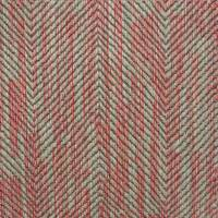 Pennard Fabric - Pale Red