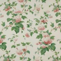 Chantilly Fabric - Pink/Green
