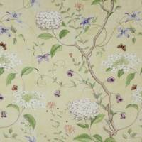 Haslemere Fabric - Yellow