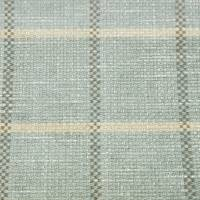 Larne Check Fabric - Old Blue