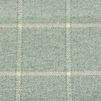 Linsmore Check Fabric - Old Blue