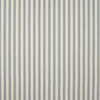 Waltham Stripe Fabric - Old Blue