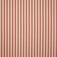 Waltham Stripe Fabric - Red