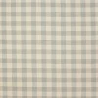Hurst Check Fabric - Old Blue