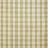 Hurst Check Fabric - Leaf