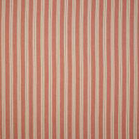 Bendell Stripe Fabric - Red