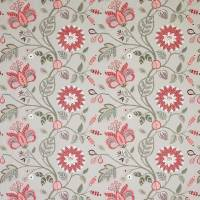 Adeline Fabric - Red