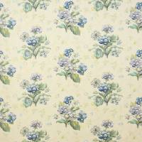 Maybury Fabric - Blue/Green