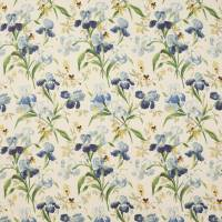 Beaufort Fabric - Blue/Green