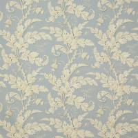 Acanthus Fabric - Powder Blue