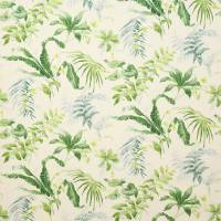 Fernshaw Fabric - Leaf Green