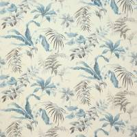 Fernshaw Fabric - Old Blue
