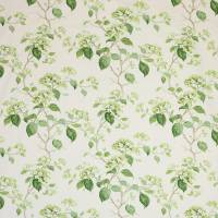 Summerby Cotton Fabric - Leaf Green