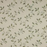 Oakham Linen Fabric - Green