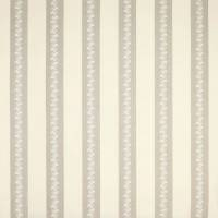 Feather Stripe Fabric - Stone